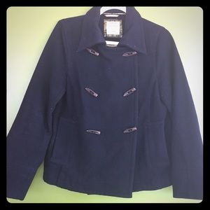 Old Navy Wool Toggle Pea coat